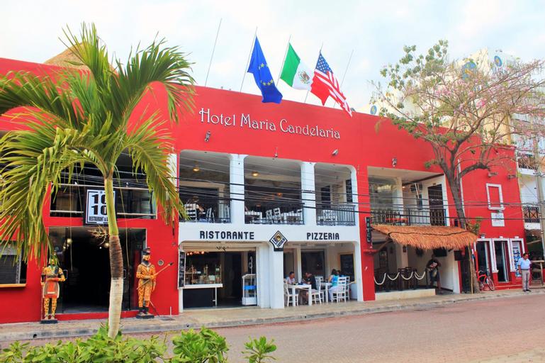Hotel Maria Candelaria, Cozumel
