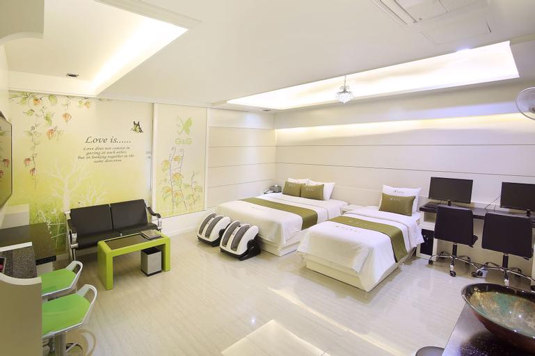 G&G Hotel Yeonsan, Dongnae