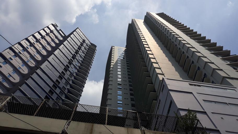 Minimalist 1BR Pasar Baru Mansion Apartment, Central Jakarta