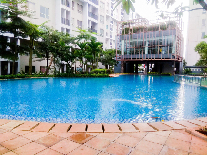 Elegant 1BR Scientia Apartment, Tangerang