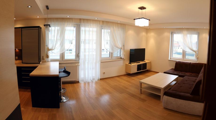 Apartament F&J 12, Toruń City