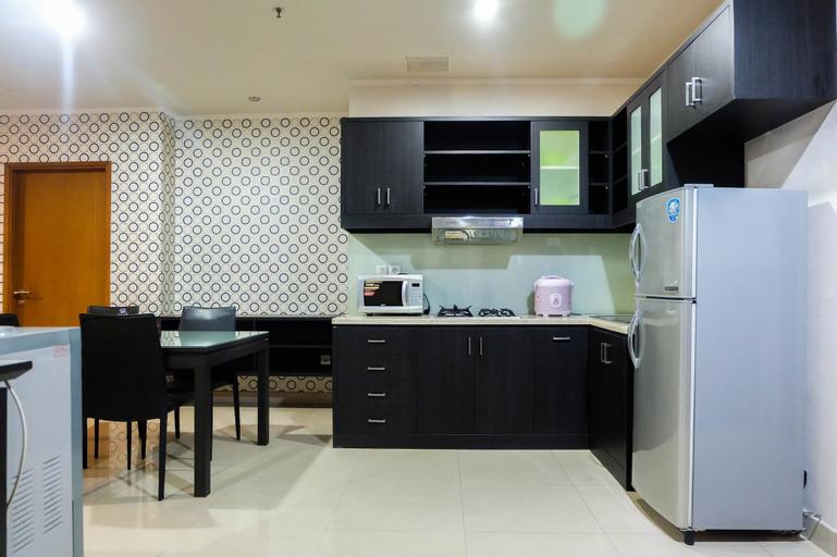 Spacious 3BR Apartment at Sahid Sudirman Residence, Central Jakarta