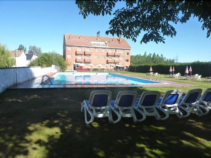 Hotel La Alegría, León