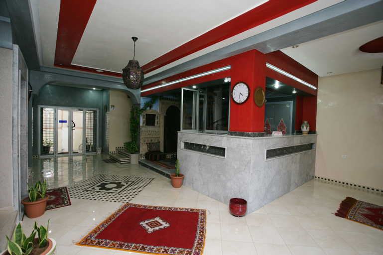 Hotel Abda, Safi
