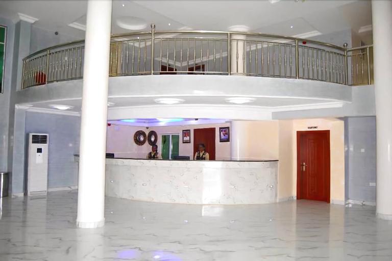 Gold Crown Hotel, Owerri Municipal
