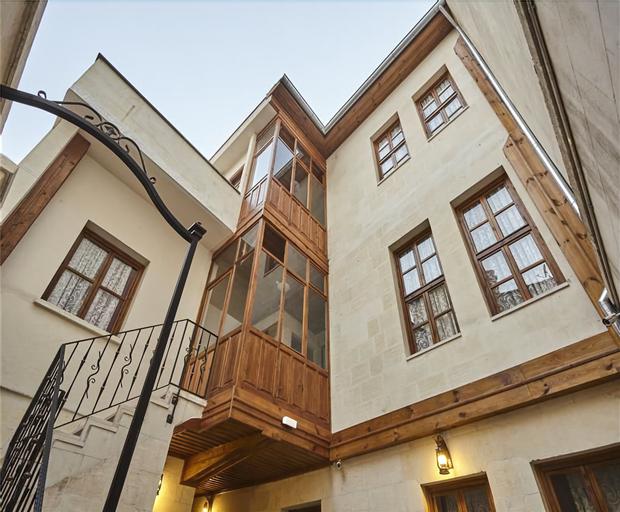 Melek Lara Butik Otel, Şehitkamil