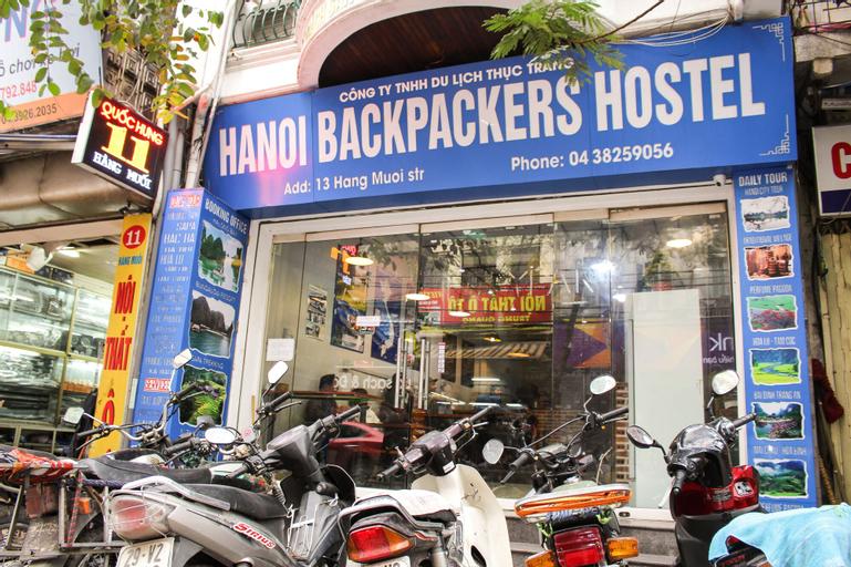 Hanoi Backpackers Hostel, Hoàn Kiếm