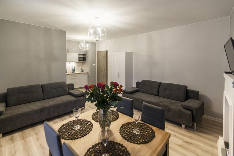 Apartamenty Deluxe - ul. Sybiraków 10, Białystok