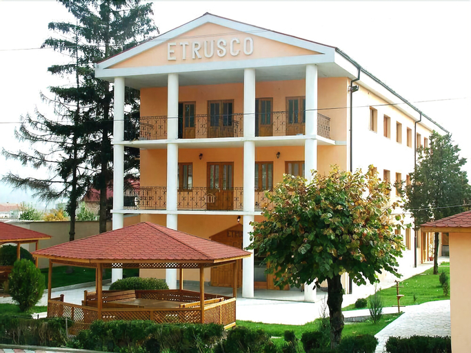 Hotel Etrusco, Gherla