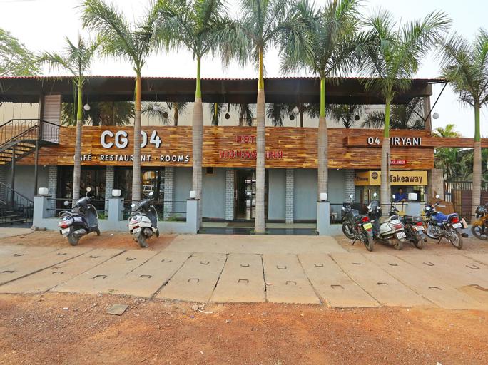 OYO 4939 Hotel Highway Inn, Raipur
