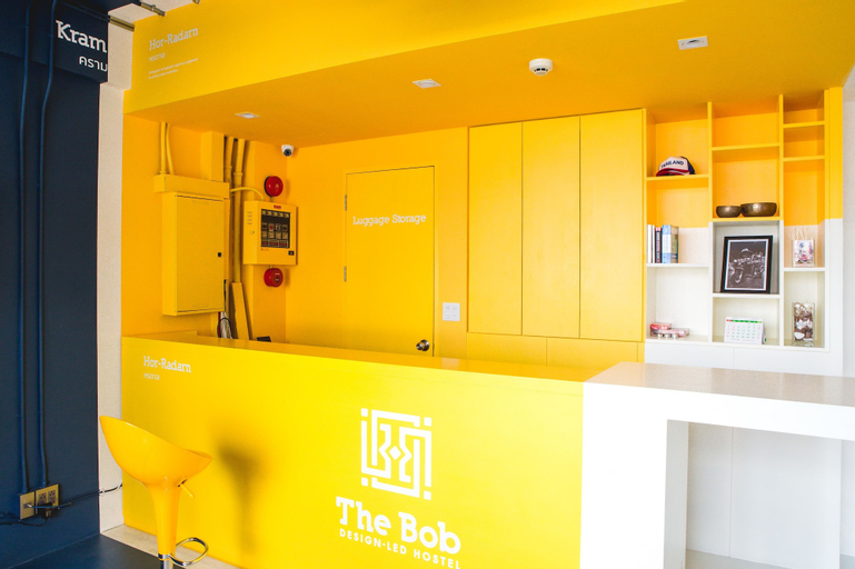 The BOB hostel, Wattana