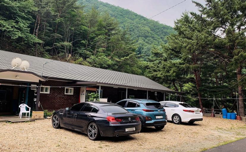 Mureung Mountain Cabin, Jinan