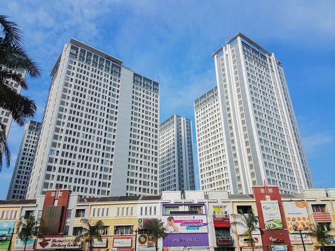Exclusive Studio Apartment at M-Town Gading Serpong, Tangerang