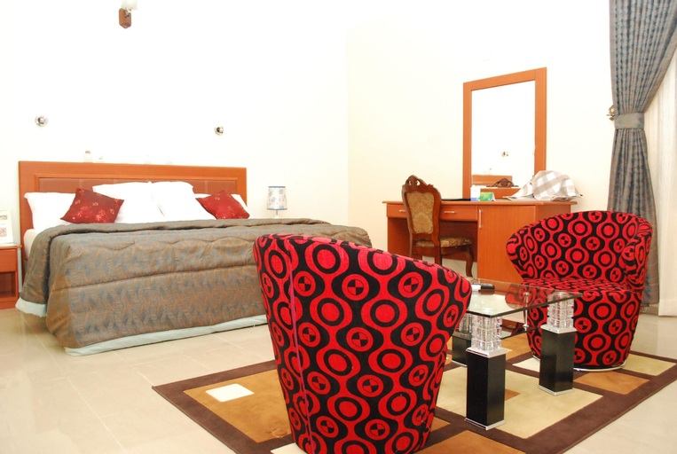 Hemas Hotel, AbujaMun