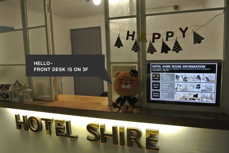 Shire Hotel, Yeonje