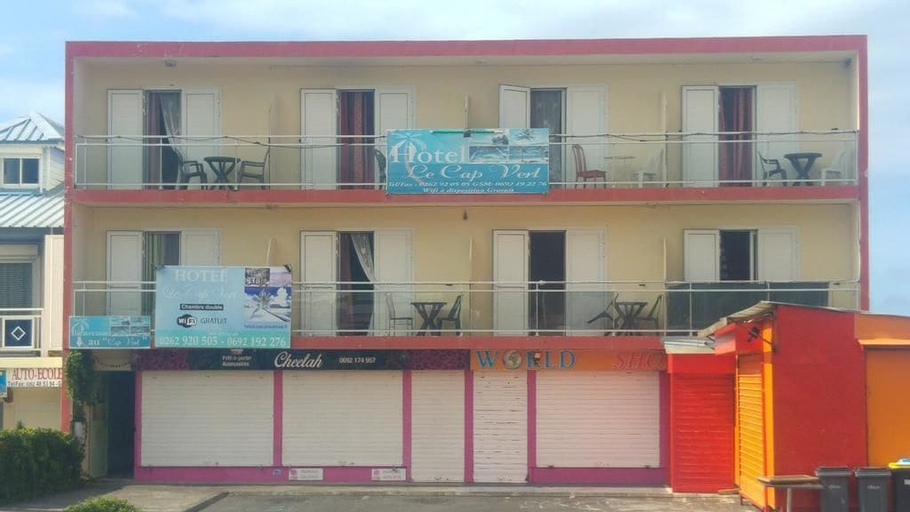 Hôtel Le Cap Vert, Saint-Denis