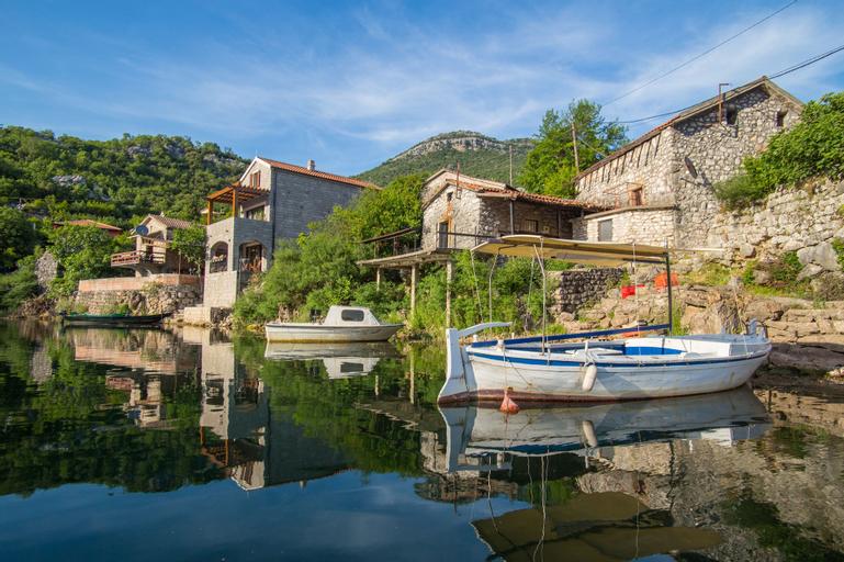 Paradise House Skadar Lake,