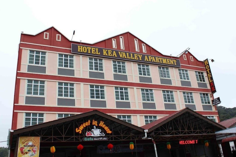Kea Valley Hotel Apartment, Cameron Highlands
