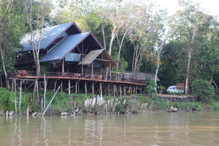Borneo Natural Sukau Bilit Resort, Kinabatangan