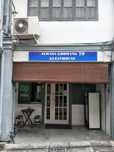 Always Growing 79 Guesthouse, Kuching