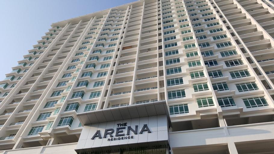 Arena Residences, Barat Daya