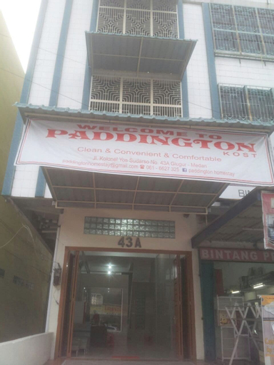 Paddington Homestay, Medan