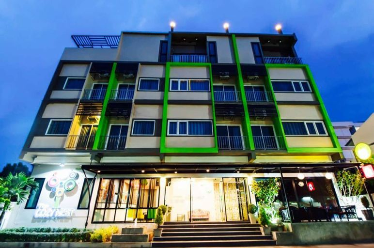 The Cozy Nest Boutique Rooms, Muang Phayao