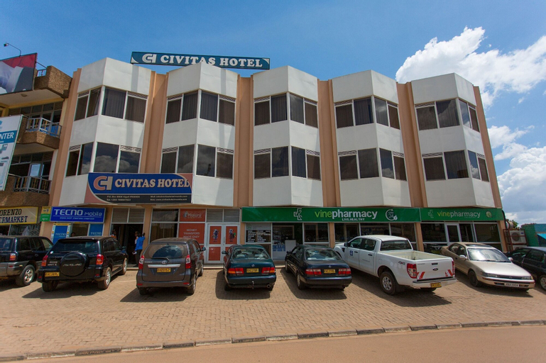 Civitas Hotel, Gasabo