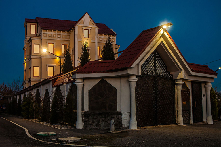 Velion Hotel, Kharkivs'ka