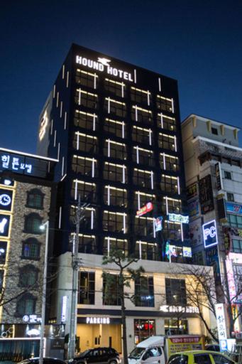 Yongwon Hound Hotel, Jinhae