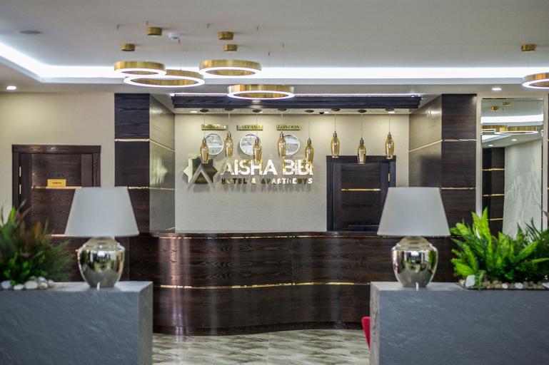 AISHA BIBI hotel & apartments, Tselinogradskiy