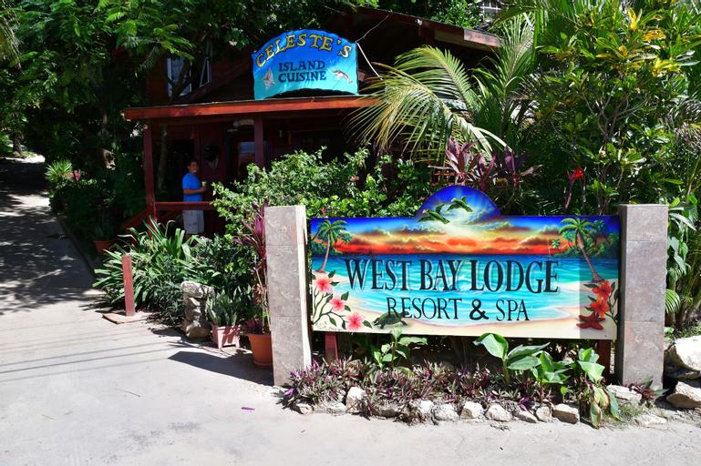 West Bay Lodge, Roatán