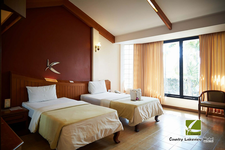 Country Lakeview Hotel, Muang Suphanburi