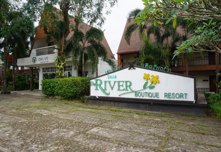 De River Boutique Resort, Chiang Saen
