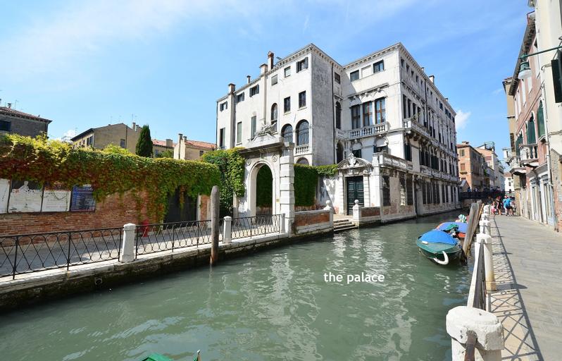 Omar, Venezia