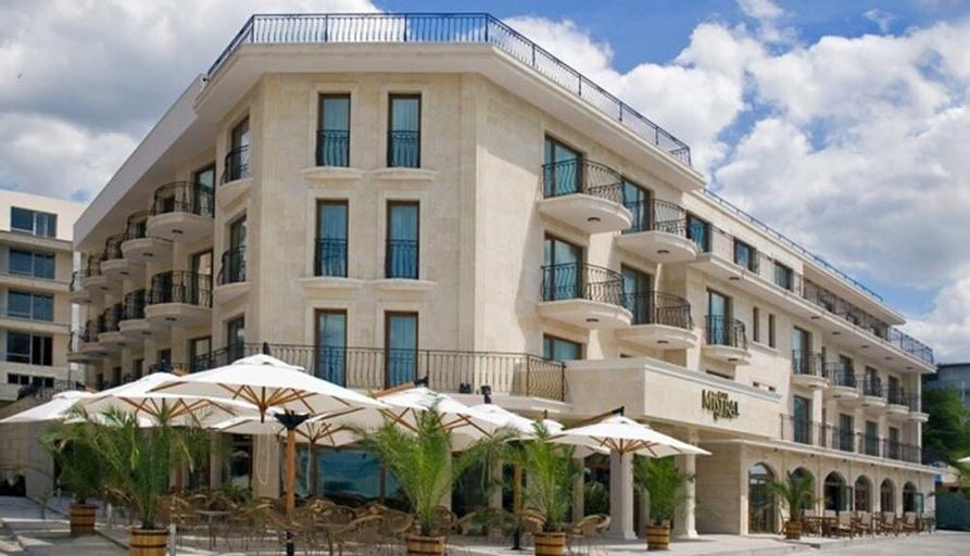 Mistral Hotel, Balchik