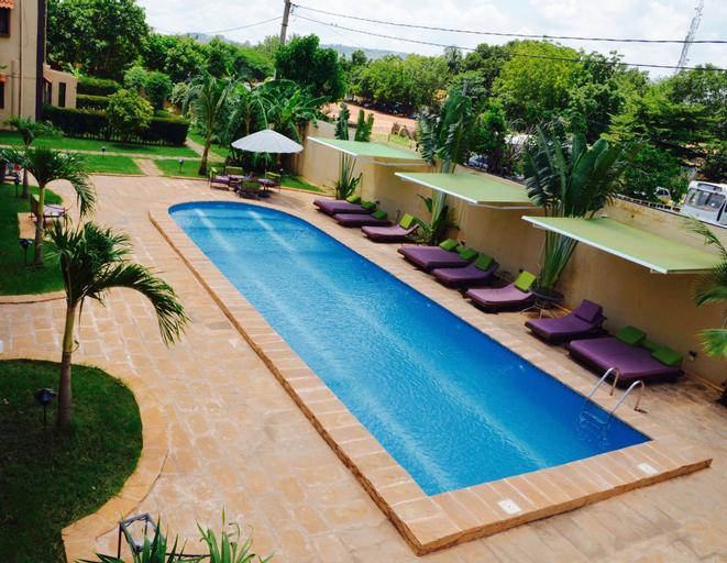 Hotel La Coccinelle, Bamako