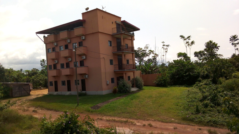 Hôtel Lobé, Océan