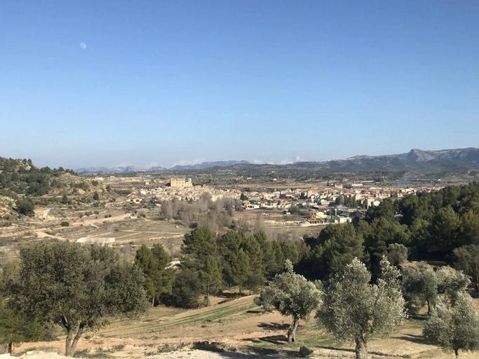 Mas de la Creu, Teruel