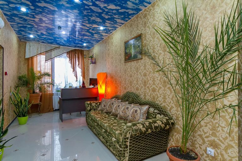 Hotel Abagur, Krasnodar gorsovet