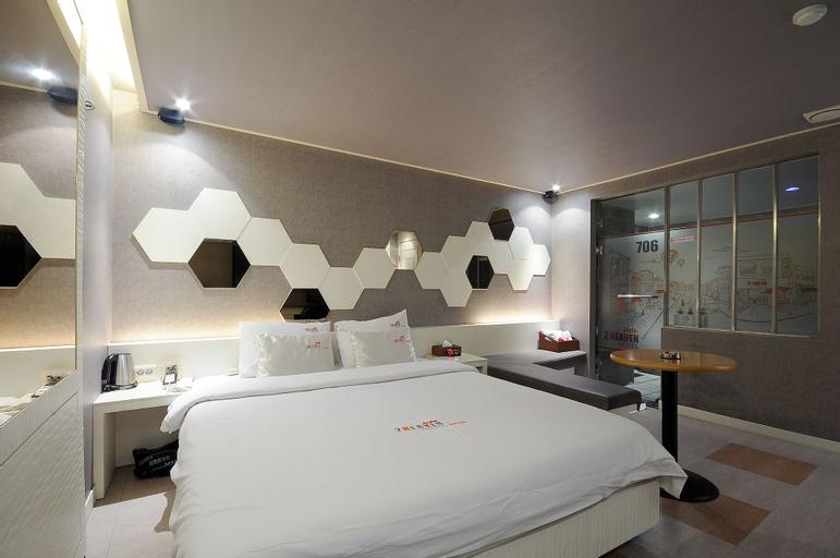 2 Heaven Hotel Dongnaegu, Dongnae