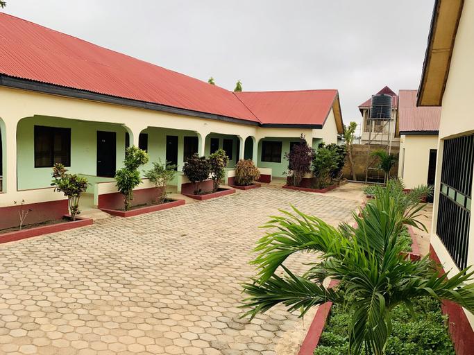 Clinton Lodge, Tamale