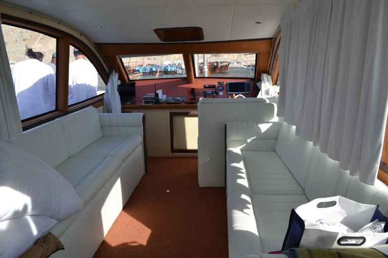 Rubba Luxury Yacht, Al Khasab
