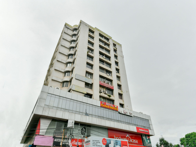OYO 16663 Plaza Suites Hotel, Ernakulam