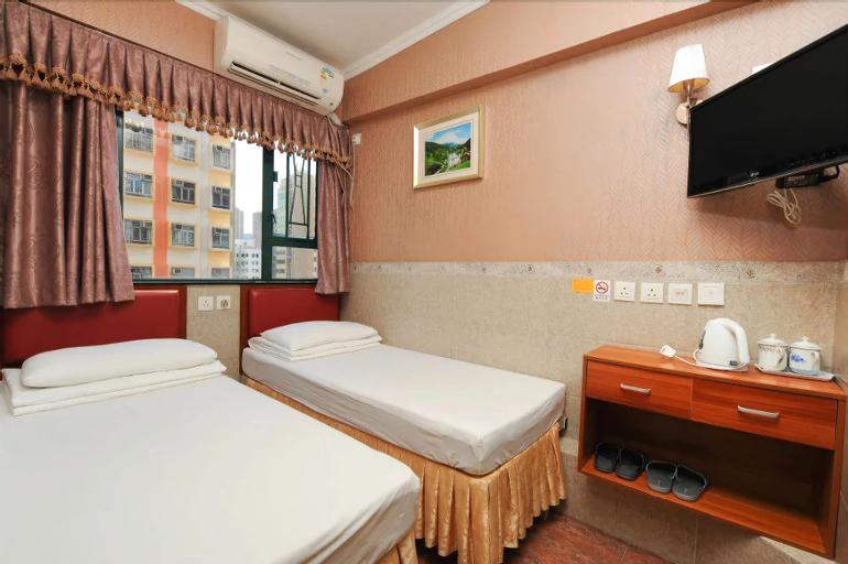 Jin Xiang Hotel - Kowloon, Yau Tsim Mong