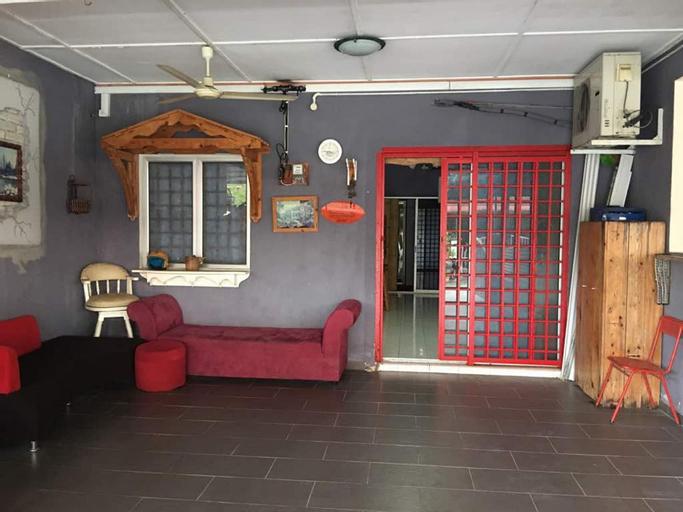 Homestay Pagar Buruk, Kinta