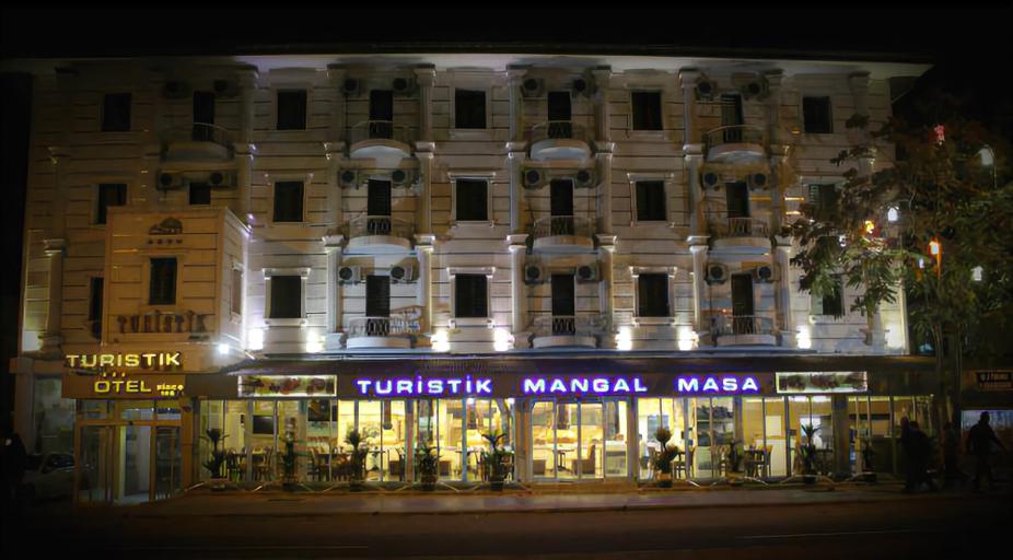 Turistik Hotel, Merkez