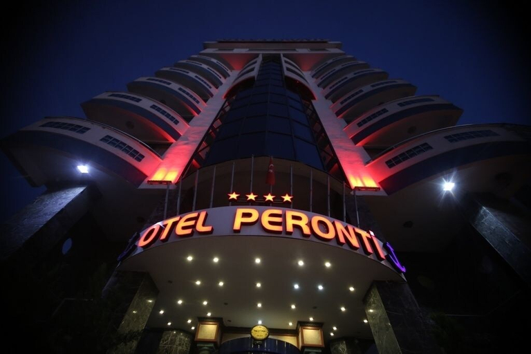 Peronti Hotel, Hopa