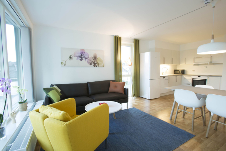 City Housing - Boganesveien 31 - Hinna Park, Stavanger