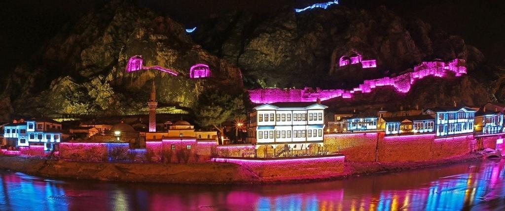 Beyoglu Hotel, Merkez